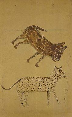 Bill Traylor (1854-1947) - Artists - Michael Rosenfeld Art