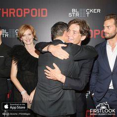 Jamie Dornan at NY Anthropoid Premiere - 4th Aug 2016