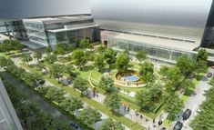 The New Parkland Hospital Master Plan