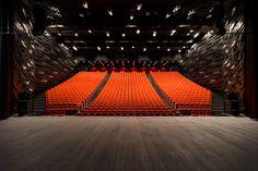 Galeria - Grande Teatro Albir / Dominique Perrault Architecture - 2
