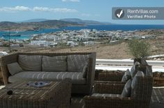 THIS IS IT Villa Belus - 20014: Greek Island Villa with views of the Aegean Sea and within Walking Distance of Town        » Greece      » Aegean Islands      » Cyclades      » Koufonisia      » in Koufonissi    Photo of Greek Island Villa with views of the Aegean Sea and within Walking Distance of Town  View All Photos