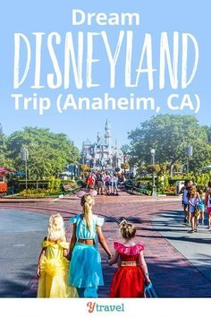 A Dream Disneyland Trip. Tips from an 11 year old on all the best things to do in Disneyland, Anaheim. #Disneyland #California #Anaheim #Disney #travel #familytravel #vaaction #familyvacation