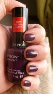 Revlon - Bold sangria