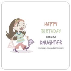 Birthday happy daughter wishes 56 Ideas for 2019