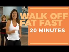 Walk at Home is the world's leading fitness walking brand and creator of the original walking workout. Created by Leslie Sansone, Walk at Home has helped MIL. Easy Workouts, At Home Workouts, Leslie Sansone, Fat Burning Smoothies, 20 Minute Workout, Walking Exercise, Walking Workouts, Senior Fitness, Senior Workout