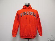Gildan Virginia Cavaliers Hoody Hoodie Sweatshirt sz M Medium University NCAA #Gildan #VirginiaCavaliers