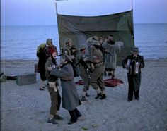 The travelling players Theodoros Angelopoulos