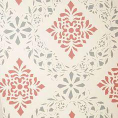 Duro Dellen Tapet Fabric Wallpaper, Wall Wallpaper, Pattern Wallpaper, Swedish Wallpaper, Interior Wallpaper, Kitchen Wallpaper Patterns, Swedish Kitchen, Swedish Decor, Hobby House