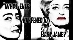Image result for whatever happened to baby jane art