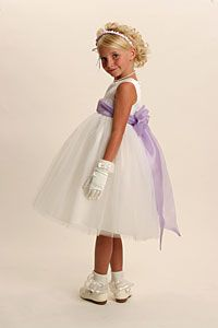 Flower Girl Dresses - Flower Girl Dress Style 2772-  Ivory BUILD YOUR OWN DRESS! Choice of 139 Sash and 51 Flower Options!