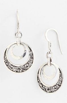 Lois Hill 'Classics' Drop Earrings available at #Nordstrom