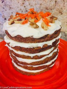 This is the BEST Carrot chaffle cake EVER! Seriously, it's worth every bit of effort it takes to make this keto cake! Low carb desserts are back on the menu! Keto Friendly Desserts, Low Carb Desserts, Low Carb Recipes, Dessert Recipes, Diabetic Desserts, Healthy Recipes, Cupcake Recipes, Healthy Desserts, Dessert Ideas