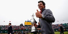 Rory McIlroy targets world domination after securing maiden Open Championship Rory Mcllroy, Rickie Fowler, British Open, Jack Nicklaus, World Domination, Dig Deep, Recorded Books, Tiger Woods, Embedded Image Permalink