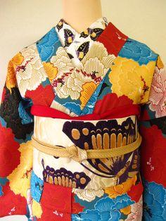 Modern Kimono -   http://mamechiyo.exblog.jp/