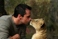 Kevin Richardson Zoologist | Posted by Pinar on May 24, 2013 at 7:30am
