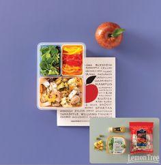 lunch box,  도시락