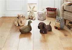 Living Room - Next animal doorstops - would choose the owl