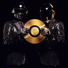 Daft Punk- love these guys!!