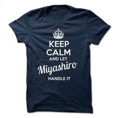 MIYASHIRO - keep calm - #vintage sweatshirt #sweatshirt organization. PURCHASE NOW => https://www.sunfrog.com/Valentines/-MIYASHIRO--keep-calm.html?68278