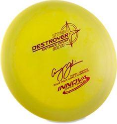 Favourite disc golf driver