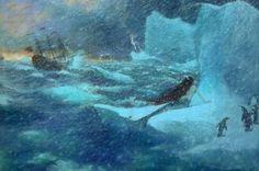 Illustrations for The Little Mermaid - Christian Birmingham