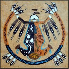 235 best native sand painting images on pinterest sand art sand a history of graphic design chapter navajo indians sand painting freerunsca Images