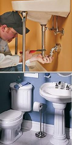 This company specializes in kitchen and bathroom remodeling services. They also provide tankless water heater repair and installation, sewer line replacement and more.