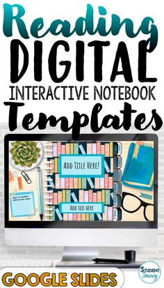 This resource provides EDITABLE Digital Interactive Notebook Templates that you can create for your students! Designed for Google Classroom and Google Slides. **Includes additional two-sided template and How-To Guide! Designed to be used as a digital notebook for ELA, Reading, and/or Novel Studies! EDITABLE Page Tabs, Reading Log, Character Profiles, Vocabulary, Themes, Plot, Chapter Scenes, Book Quotes, Style, Letter to a Character, Twist in the Plot, and Book Rating Templates! 5th Grade Activities, Teaching Activities, Teaching Reading, Teaching Ideas, Teaching Social Studies, Student Teaching, Reading Logs, Reading Passages, Creation Preschool Craft