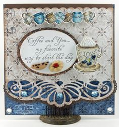 Sweet Treats Card by Candy S. - Cards and Paper Crafts at Splitcoaststampers