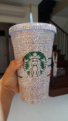 Swarovski Crystal Starbucks Cold Cup/Mug