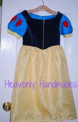 Snow White Costume   AllFreeSewing.com