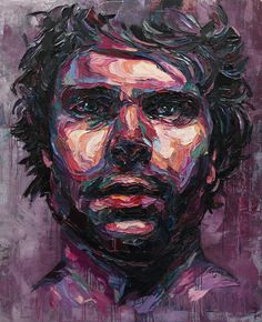 Portrait Oil Paintings