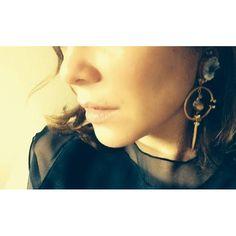 Carolina Curado Beasy Earrings www.carolinacurad...
