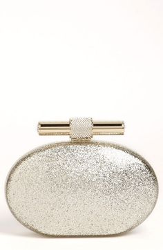 Free shipping and returns on Jimmy Choo 'Calista Glitter' Clutch at Nordstrom.com. Crystals highlight the polished bar clasp on a glittering Italian-crafted clutch.