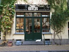 Hackeschen Höfe, Berlin - city center neighborhood nurtures artisan manufacturing