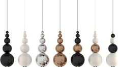 Bubble Pendant By Steve Jones from Alexander and Pearl