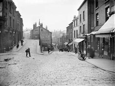 High Street, Stockport, 1903