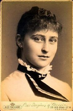 All sizes | Großfürstin Elisabeth von Russland, nee Princess of Hesse 1864 – 1918 | Flickr - Photo Sharing!