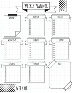 journal ideas layout weekly Looking for one-page weekly layouts for your bullet journal? Get this free print. Looking for one-page weekly layouts for your bullet journal? Get this free printable one-page weekly layout + 3 more unique designs! Bullet Journal Doodles, How To Bullet Journal, Bullet Journal Weekly Layout, Bullet Journal Notebook, Bullet Journal First Page, Journal 3, Bullet Journal Calendar Printable, Bullet Journal Frames, Bullet Journal Birthday Tracker