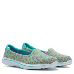 Skechers Women's GOwalk 2 Captivate Slip On Sneaker Shoe