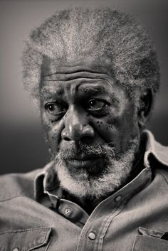 Morgan Freeman   by Lance Dawes