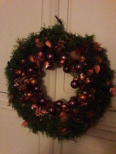 Koper en kerst gaan zeer goed samen!