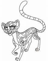Disney Lion Guard Kion Coloring Page Books and Movies