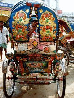 Colorful Bangladesh  http://www.travelandtransitions.com/destinations/destination-advice/asia/
