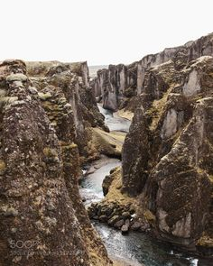 Icelandic canyons by aiqb