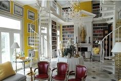 Home Library Extraordinaire