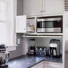 Lou Lou Pear: Appliance Garage