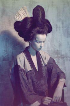 Geisha - Stefan Giftthaler