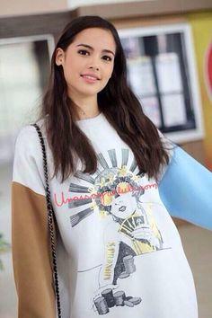 Cute Asian Girls, Hot Girls, Mark Prin, Celebs, Celebrities, Woman Face, Asian Woman, Thailand, Actresses
