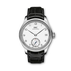 Reis-Nichols Jewelers : IWC Portuguese 8-day Watch
